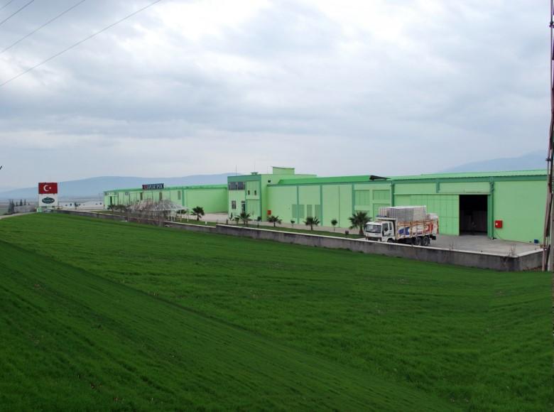 780-580 üretim tesisisi