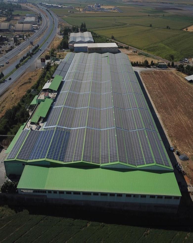 780-980 px güneş enerji panelleri